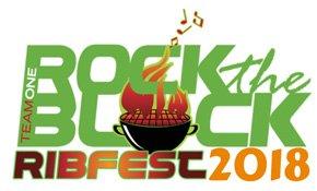 Rock The Block Rib Fest Event Image