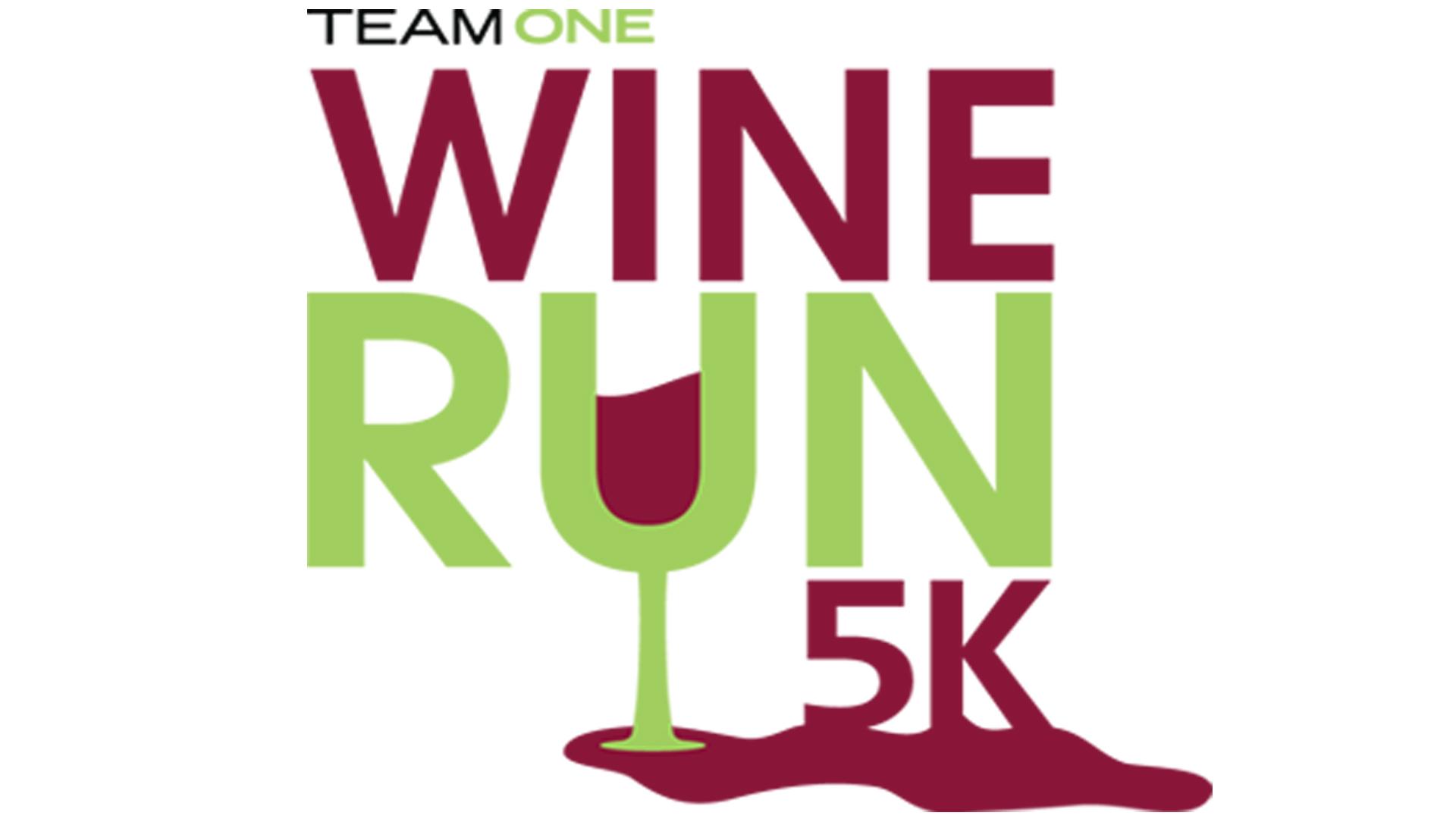 Team One Wine Run 5k Dow Event Center